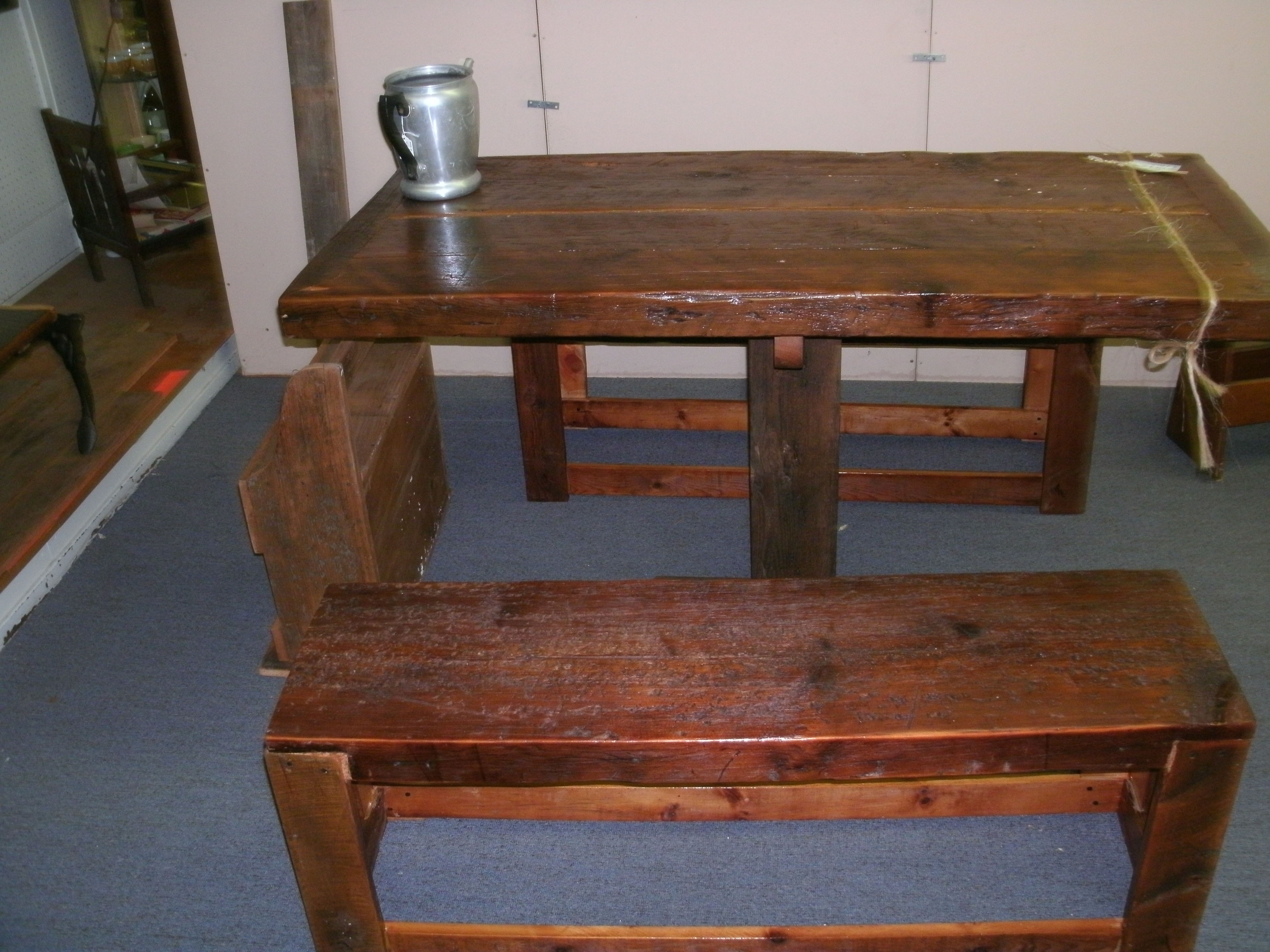 Furniture Midwest Reclaimed Lumber