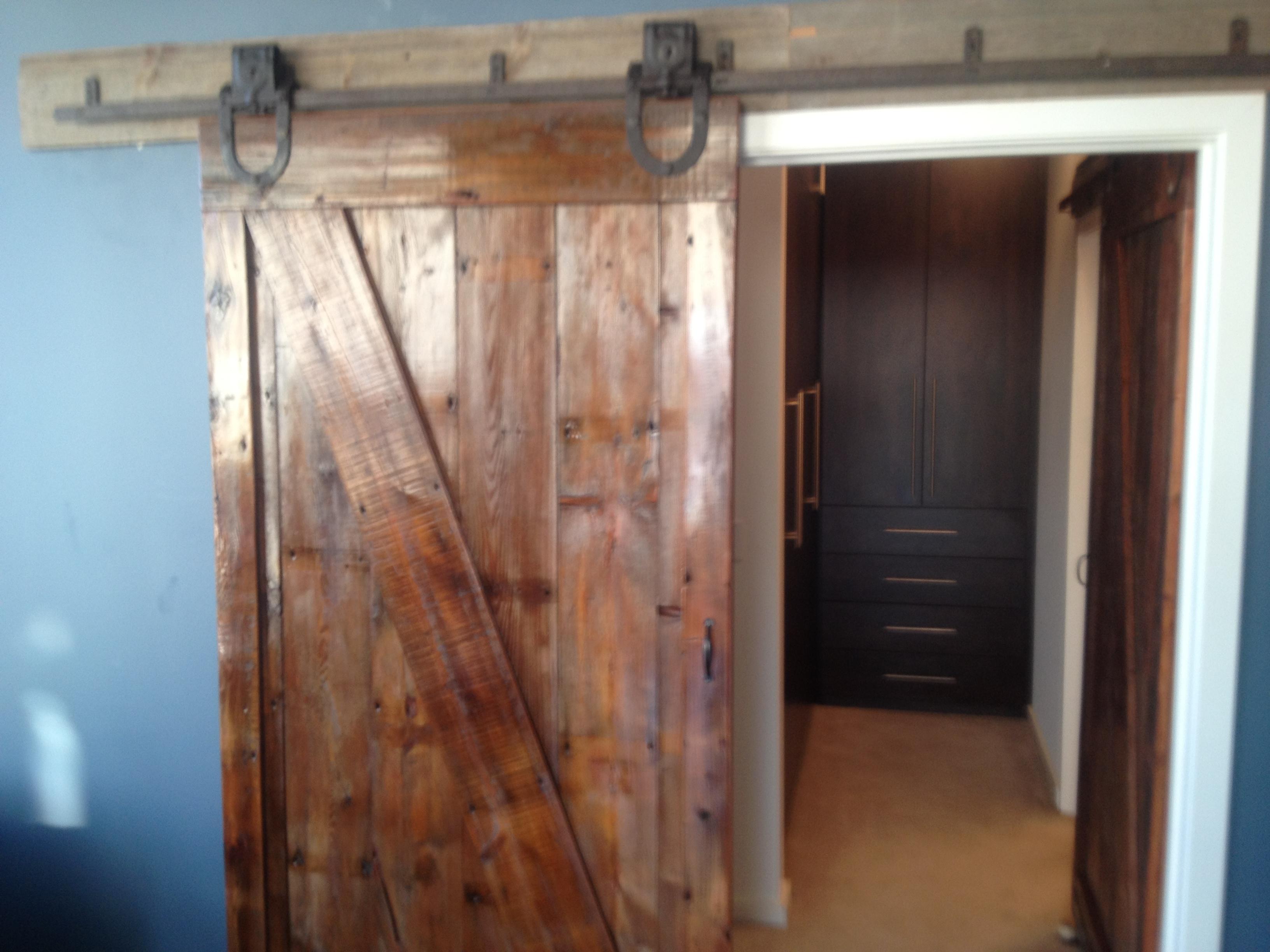 Barnwood Doors Midwest Reclaimed Lumber